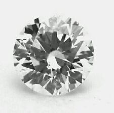0.48ct H Color SI2 Clarity Round Excellent Cut Brilliant Diamond Engagement Ring
