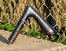 Cinelli XA Stem Black 130mm 26.4 Road Bike Racing 1980s Vintage Bianchi Columbus