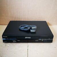 Panasonic NV-FJ630 VHS VCR Tape Video Recorder Player Super Drive - Working.