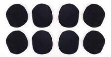 Pack of 8 Cloth Ear Cover for Pilot Aviation Headset Lightspeed David Clark
