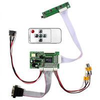 "VGA 2AV LCD Controller Board For 6.5""7"" AT065TN14 AT070TN92 800X480 50P LCD"