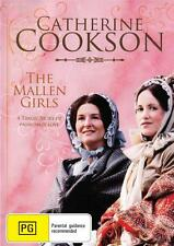 THE MALLEN GIRLS - CATHERINE COOKSON -  NEW & SEALED DVD - FREE LOCAL POST