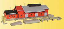 kibri 39462 Spur H0 Güterhalle mit Lademaß und Freiladerampe #NEU in OVP#