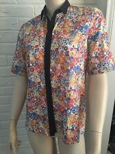 NWT Madewell Sessun Floral Top Blouse Sold Out Sz Medium