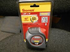 Starrett Exact Plus KTXP106-16-N 16' Length Tape Measure