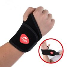 Wrist Sport Adjustable Bracer Protection Breathable Lifting Fitness Strap Gloves