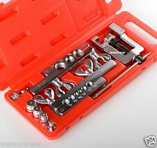 14pc  FLARING TOOL KIT Water Gas Line Automotive Plumbing