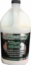 HIGH GLOSS Finish Renu Car Care Interior Exterior Dressing Plastic 1 Gallon 043