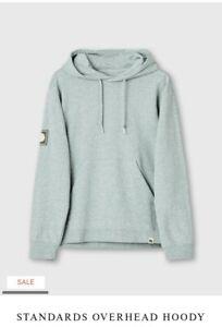 Pretty Green overhead standards hoody hoodie bnwt