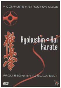 Kyokushin-Kai Karate - From Beginner To Black Belt [DVD] - DVD  USVG The Cheap
