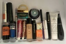 Lot of 15 Lancome,Kiehls,Maybelline ,Dior,Marc Jacob,Shiseido,Snap clip