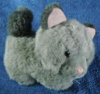 *1914*  APPLAUSE cat 1988 - Lost n' found Kitties #12525 - plush - rare
