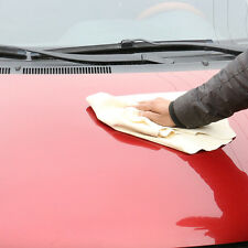 Auto Car Natural Shammy Chamois Leather Cleaning Towels Drying Washing Cloth