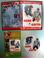Dvd CANE E GATTO - Bud Spencer Tomas Milian - Regia Bruno Corbucci