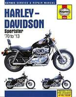 Harley - Davidson Sportsters XL XLH XLCH 1970 - 2010 Haynes Workshop Manual 2534