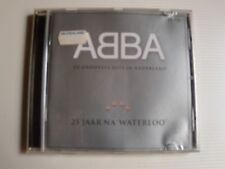 "ABBA : De grootste hits in Nederland - 25 jaar na ""Waterloo"" CD POLYDOR 547486-2"