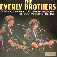"CD ALBUM  THE EVERLY BROTHERS  ""ALL I HAVE TO DO IS DREAM"""