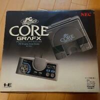 PC Engine CORE GRAFX console system Japan  Working Boxed