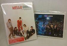 SHINee Hello Taiwan Limited Version CD+DVD+ Postcard Set