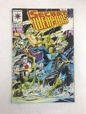 Secret Weapons No 2 Oct 1993 Comic Book Valiant Comics