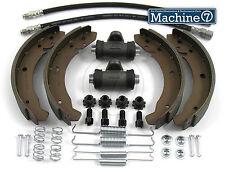 Classic VW Beetle Front Drum Brake Refurbishing Kit Bug 67- Bundle Shoes Pistons