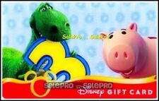 DISNEY 2012 USA ANIMATION MOVIE * TOY STORY 3 * LENTICULAR COLLECTIBLE GIFT CARD