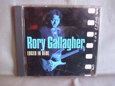 Rory Gallagher- Edged in Blue- INTERCORD 1992- Made in Germany