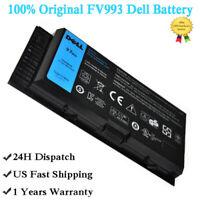 Genuine Dell Precision M4600 M4700 M6600 M6800 97wh Battery - FV993 JHYP2 FJJ4W
