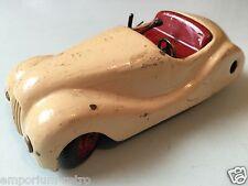 VINTAGE ancien horloge radio voiture Jibby Fabriqué en Suisse Pour Restoration Parts