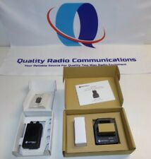 NEW Motorola Minitor V 151-158.9 MHz VHF 2 Ch Stored Voice Fire EMS Pager