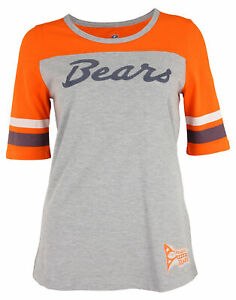 Outerstuff NFL Youth Girl (7-16) Chicago Bears Fan-Tastic Retro Short Sleeve Tee