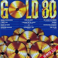 GOLD of the 80-Various Artists/CD-NUOVO