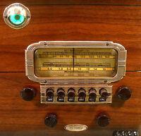 Vintage Station Call Letters / Tabs – Old Antique Radio Restoration Parts