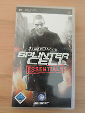 TOM CLANCY'S SPLINTER CELL ESSENTIALS *PSP*