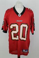 REEBOK NFL Buccaneers #20 Jersey Size M