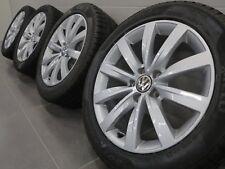 Original VW Sharan II 7N Winterräder 17 Zoll Sydney Felgen 7N0601025C Alufelgen