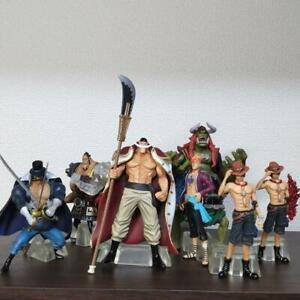 One Piece Figure Super Modeling Soul Whitebeard Pirates 7 Body Set Ace Marco