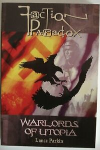 Faction Paradox-Warlords of Utopia-Paperback -New