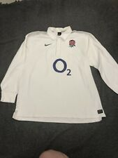 New listing Mens England Nike Rugby Union Long Sleeved Top XXL