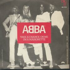 20622 ABBA  TAKE A CHANCE ON ME   I'M A MARIONETTE
