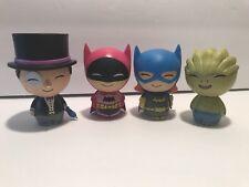 Funko Dorbz Lot Penguin Rainbow Batman Batgirl Killer Croc Vinyl Figures Toys