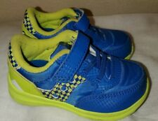 Baby Toddler Saucony Critter Shoes Blue Size 5