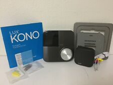 Lux Kono Smart Thermostat (Model KN-S-MG1-B04) - FOR PARTS - UNTESTED
