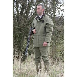 Jack Orton colchester tweed shooting coat,hunting, pheasant shooting traditional