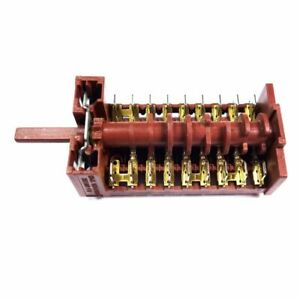 Genuine CANDY 91201719 Oven Selector Switch
