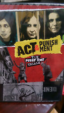 ACT & PUNISHMENT The PUSSY RIOT Trials DVD Russian All Girl Punk Rock Band