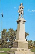 Bennington Vermont~Colonial Seth Warner Memorial~1950s