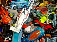 Loose Hot Wheels Bulk Lot Collection Lot Of 22 Mixed Cars, Trucks, Service More