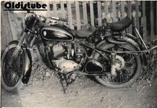 IFA RT 125/1 MZ Oldtimer Motorrad Foto