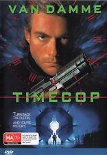 NEW Timecop DVD ( Jean Claude Van Damme )